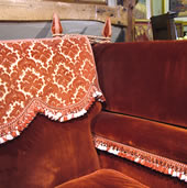 Very stylish Victorian Knowle Sofa