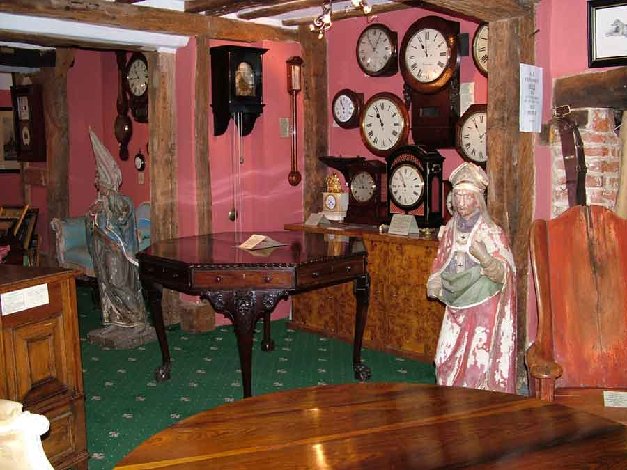 Antique clocks in Essex and Cambridge