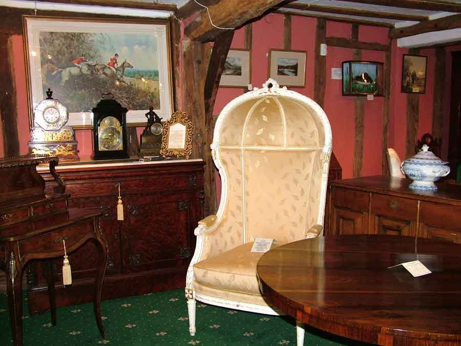Finchingfield antiques
